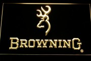 Enseigne lumineuse Browning